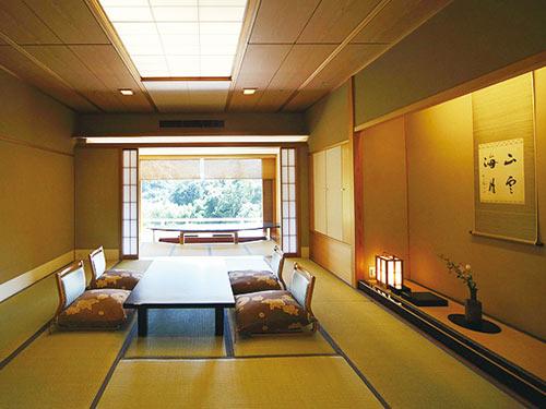 お部屋(芙蓉館エクセル和室)の一例