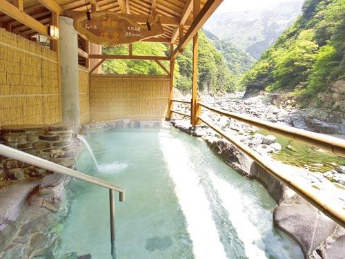 ホテル祖谷温泉 お風呂(イメージ)
