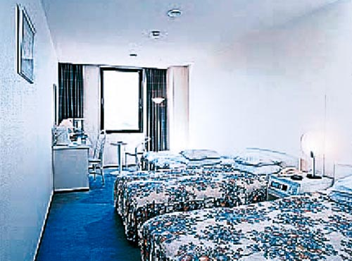 高松センチュリーホテル(基本ホテル)お部屋の一例