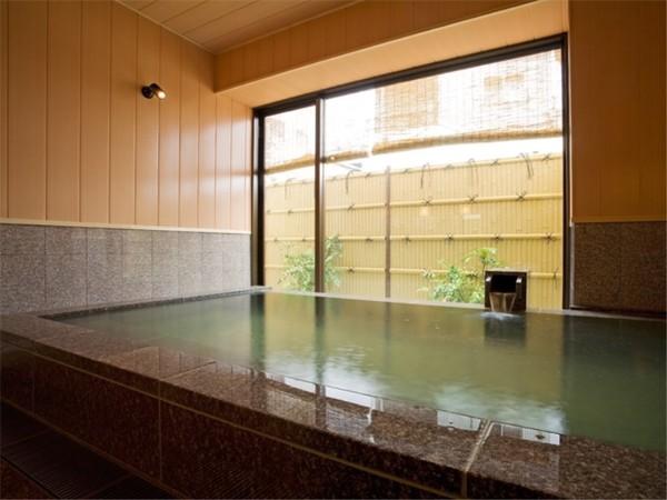 琴平リバーサイドホテル(割増ホテル)大浴場