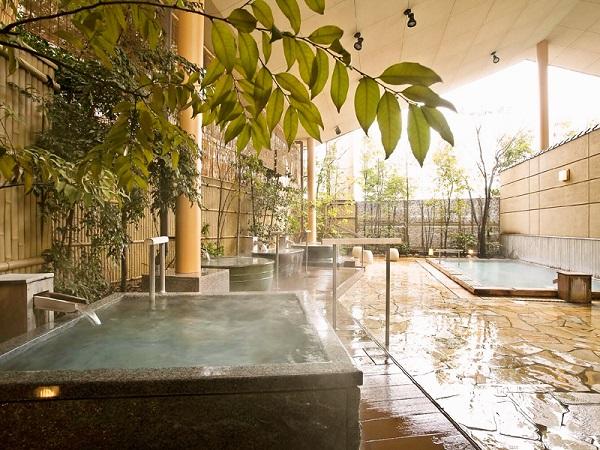 露天風呂「ゆのね」のイメージ