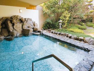 ホテル椿館別館 露天風呂のイメージ