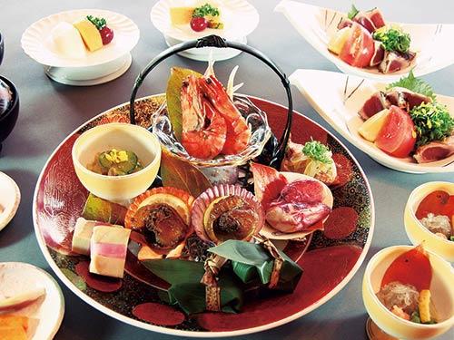 お料理(2名様盛)(イメージ)