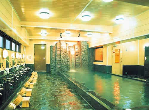 お風呂(大浴場)(イメージ)