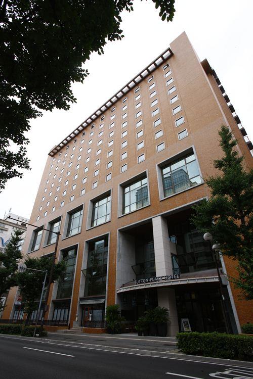 サットンホテル博多シティ 全景イメージ
