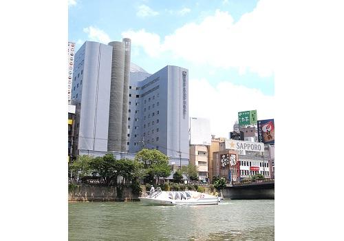博多エクセルホテル東急 全景の一例
