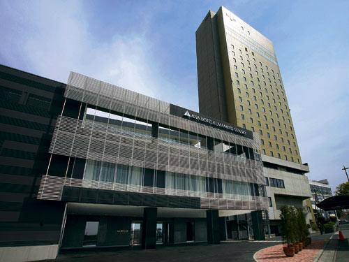 ANAクラウンプラザホテル熊本ニュースカイ 全景イメージ