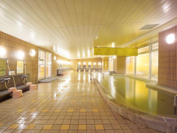 別府亀の井ホテル 大浴場イメージ