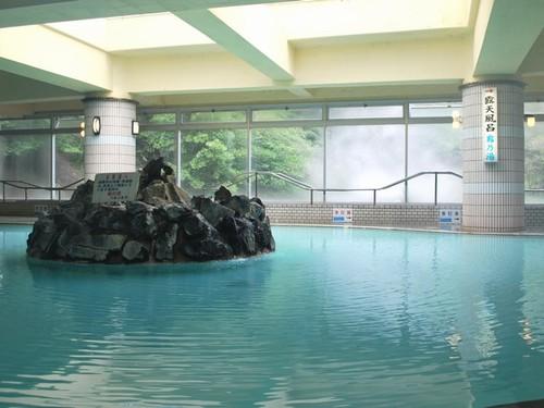2泊目 霧島国際ホテル 大浴場