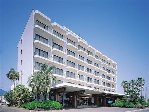 指宿コーラルビーチホテル 外観イメージ