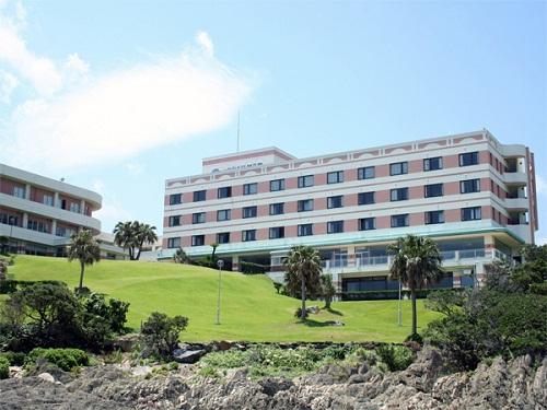 シーサイドホテル屋久島 全景