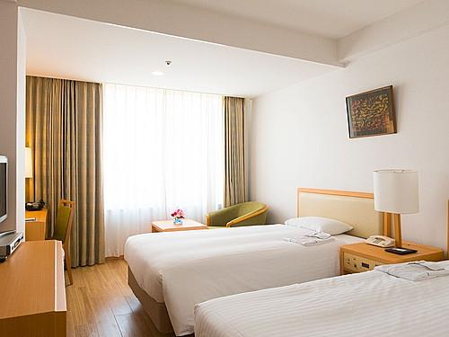 ホテル お部屋(スタンダードツイン) イメージ