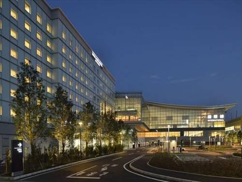 羽田空港国際線旅客ターミナル併設ホテル! ビジネスに!観光に!東京 羽田空港ステイ!スタンダードプラン スーペリアツイン禁煙