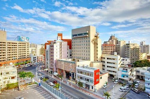 ホテル オーシャン 国際通り◆近畿日本ツーリスト