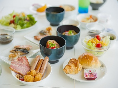ホテル お料理(朝食)のイメージ