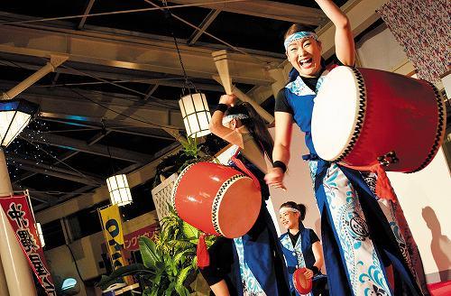 琉球舞踊&エイサーのイメージ