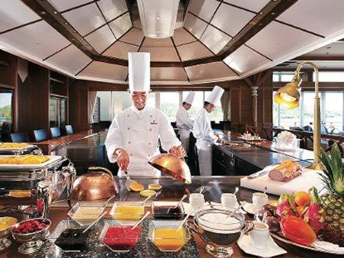 ホテル 朝食(ブッフェ)イメージ