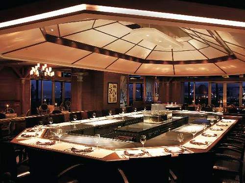 選べるレストランの1つ 「フォーシーズン」 イメージ