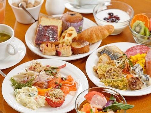 ホテル お料理(Orange朝食)のイメージ