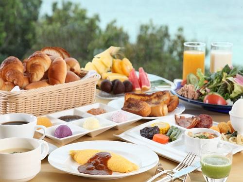 ホテル 朝食(洋ブッフェ)イメージ