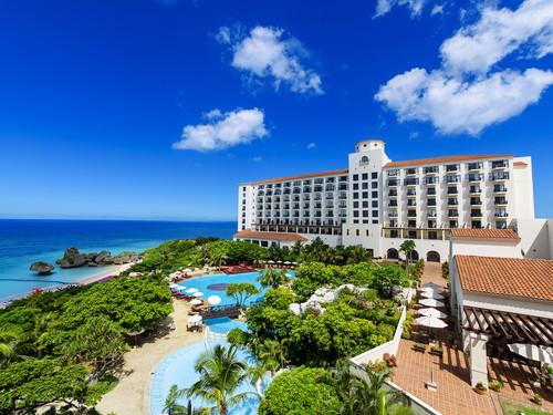 ホテル日航アリビラ 全景のイメージ