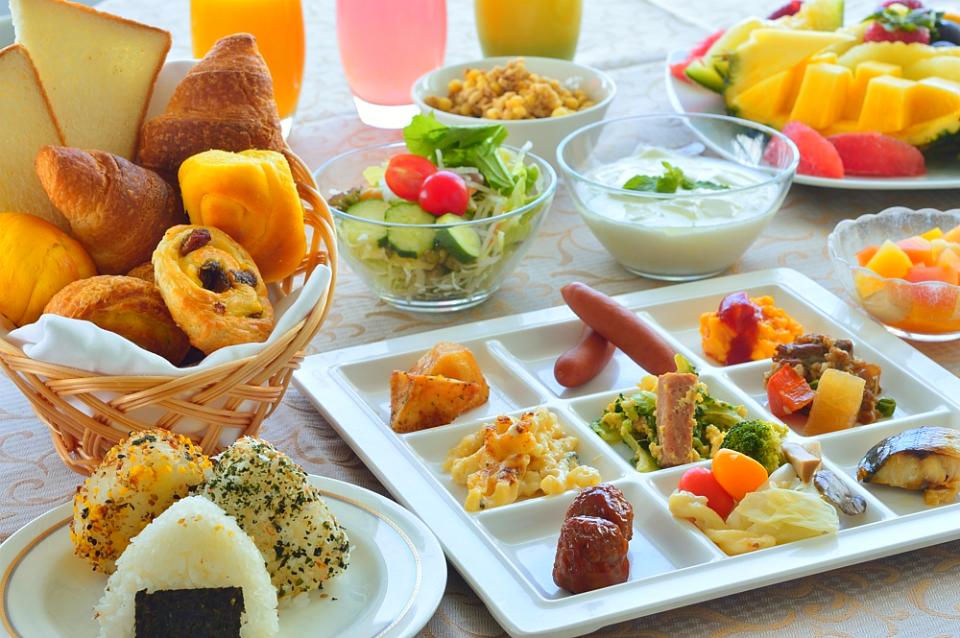 割増ホテルロイヤルホテル沖縄残波岬(朝食)のイメージ