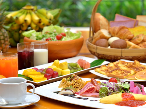 お料理(ラティーダ朝食)のイメージ