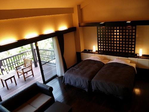 2泊目〜のホテル お部屋(メインコテージ)の一例・イメージ