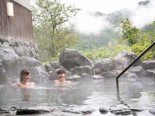 ホテル森の風 立山 お風呂イメージ