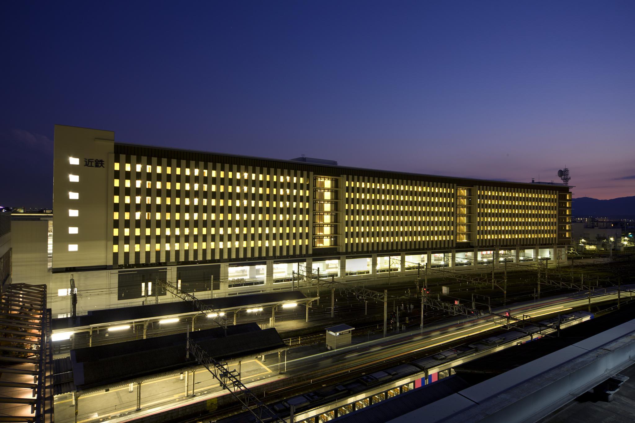 ホテル近鉄京都駅(2019年4月1日~都シティ 近鉄京都駅)