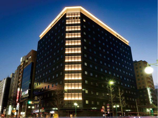 博多グリーンホテル1号館(割増ホテル) 外観イメージ