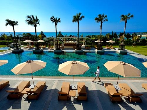 憧れのホテルでのんびり過ごす・・沖縄リゾートへの旅