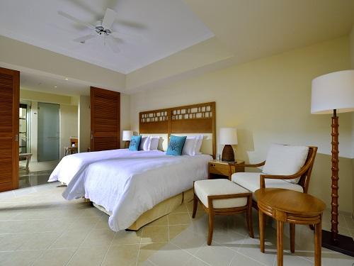 お部屋「クラブプールヴィラ1ベッドルーム」の一例