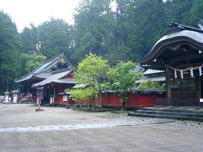 二荒山神社(イメージ)