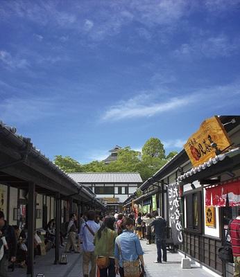 桜の馬場・城彩苑のイメージ