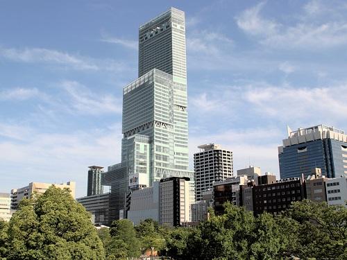 日本一高いビル・あべのハルカス