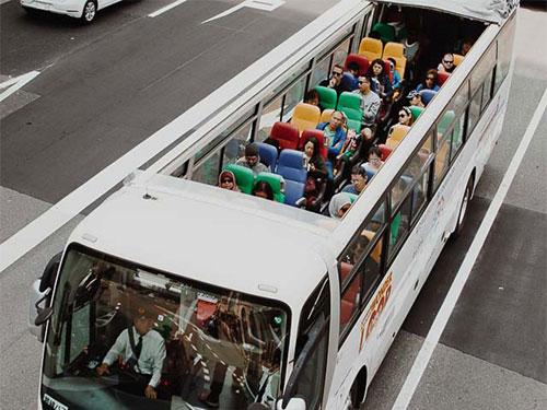 ワンダーループバスのイメージ