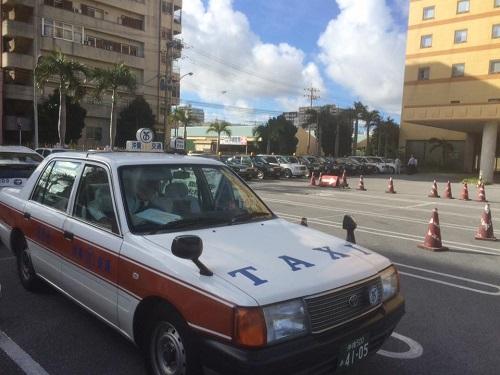 小型タクシーのイメージ