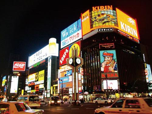 札幌・すすきののイメージ
