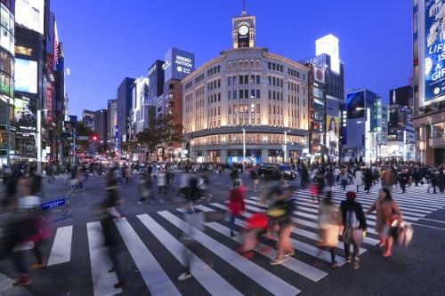 銀座 イメージ 写真提供:(公財)東京観光財団