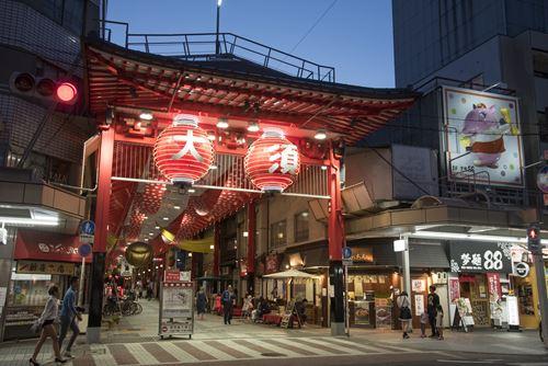 大須商店街のイメージ