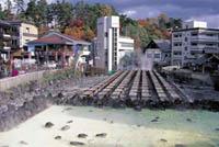 草津温泉 湯畑のイメージ