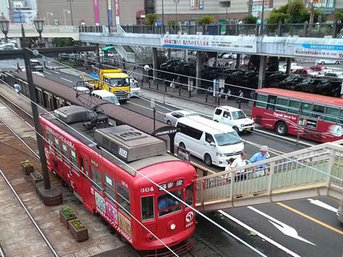 長崎駅前(夏) イメージ