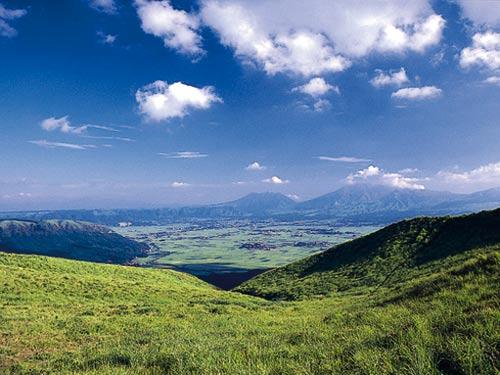 大観峰からの展望のイメージ