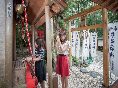 神明神社 石神さん ※写真提供:三重県