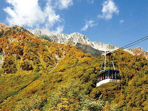 雲上リゾートと美肌の湯に泊まる ホテル立山と宇奈月温泉 3日間