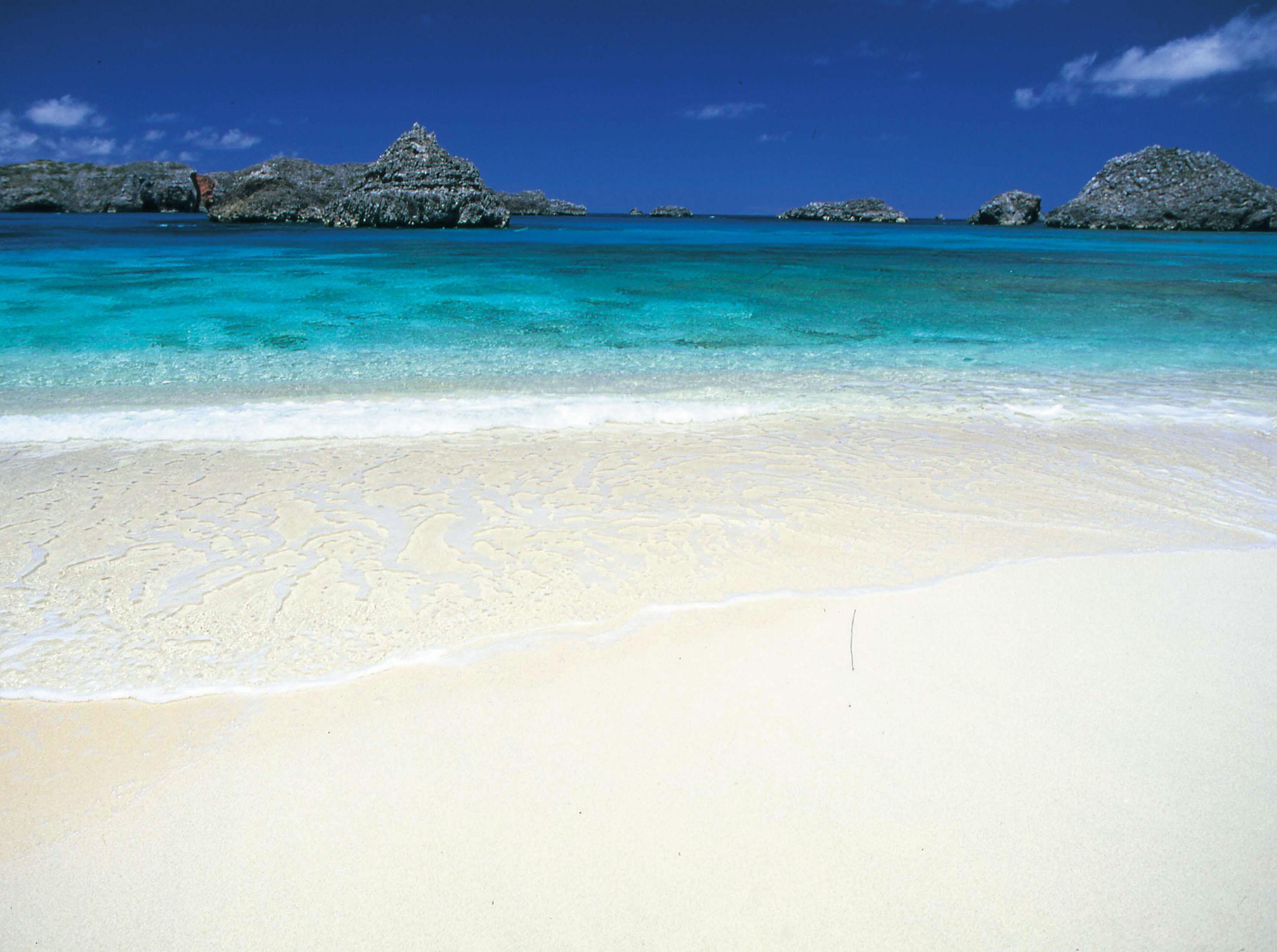 ジニービーチのイメージ