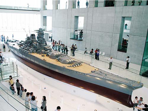 大和ミュージアムのイメージ