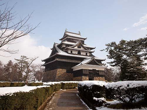 松江城のイメージ
