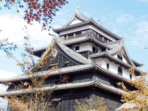 松江城のイメージ ※入場料金は当コースに含まれません。各自お支払いください